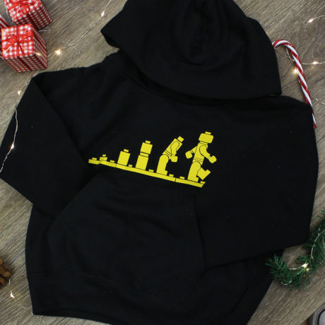 Lego Evolution Children's Hoodie