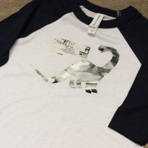 Dinosaur Brontosaurus Hunter Establishished T-shirt