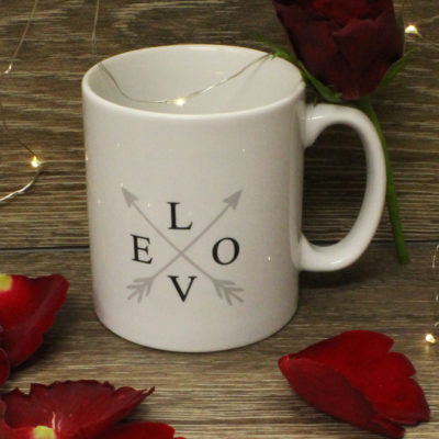Love Arrow Mug