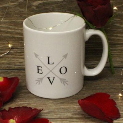 Love Arrow Mug