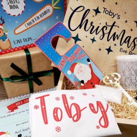 night-before-christmas-box-set