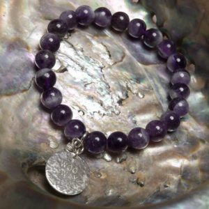 Amethyst woo way bracelet fmbranding gifts