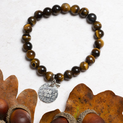 Golden Tiger Eye woo way bracelet fmbranding gifts