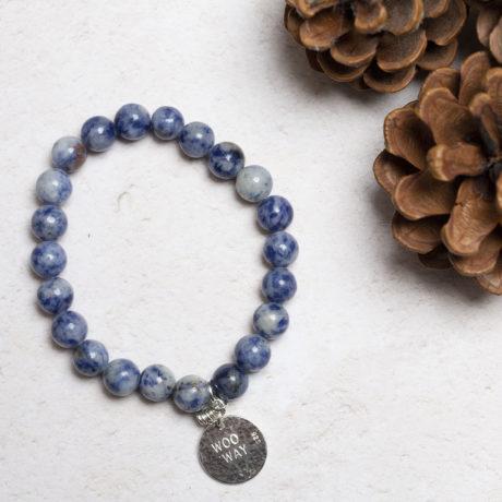 Sodalite woo way bracelet fmbranding gifts