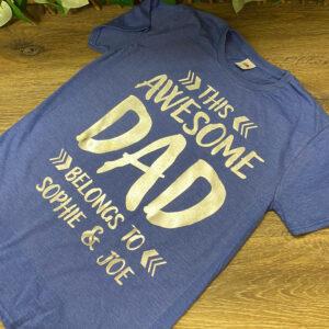 This Awsome Dad T-shirt