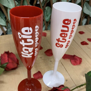 Be Mine Hearts Flute FM Branding Gifts