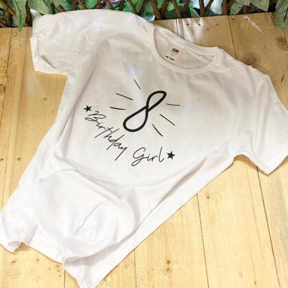 birthday gir t-shirt fm branding gifts